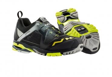 chaussures vtt northwave explorer gtx noir jaune