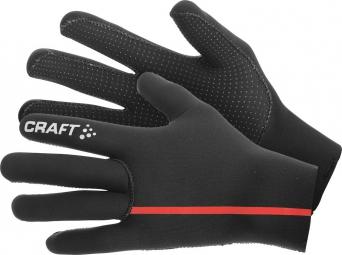 craft paire de gants neoprene noir