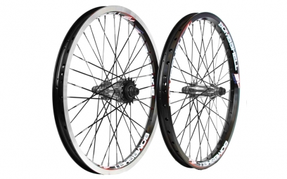 bombshell paire de roues straight pull 20x1 75 noir