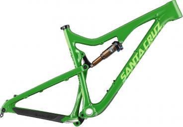 cadre santa cruz bronson carbon cc 27 5 fox ctd kashima 150mm vert