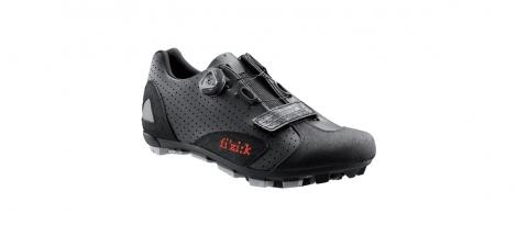 chaussures vtt fizik m5 uomo 2015 noir rouge