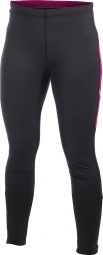 craft collant performance thermal femme noir hibiscus