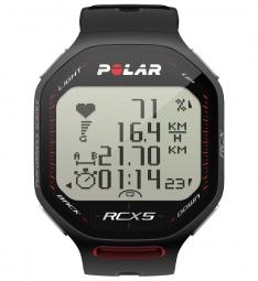 polar cardio rcx5 noir
