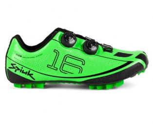 chaussures vtt spiuk 16mc 2015 vert