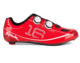 chaussures route spiuk 16rc 2015 rouge