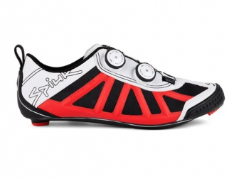 chaussures route spiuk pragma 2015 rouge