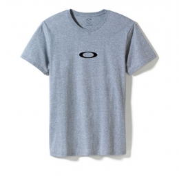 oakley t shirt ellipse gris