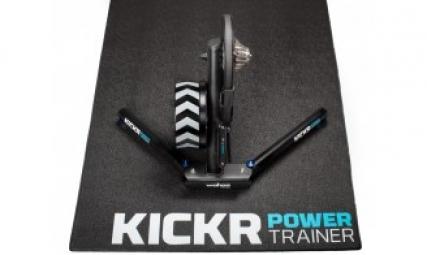 wahoo fitness tapis d entrainement pour kickr power trainer