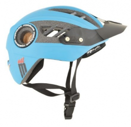 casque urge all m bleu mat