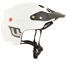 casque urge endur o matic blanc mat