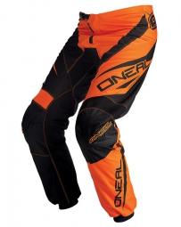 oneal pantalon element orange