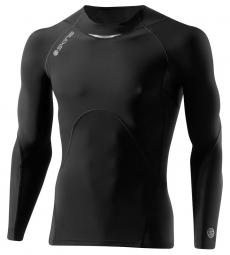 skins maillot compression a400 noir homme