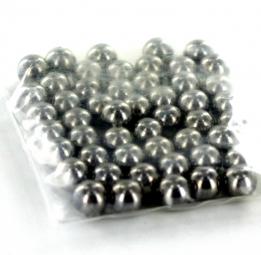 enduro bearing bk 5059 50 loose balls grade 5 chromium steel 3 16