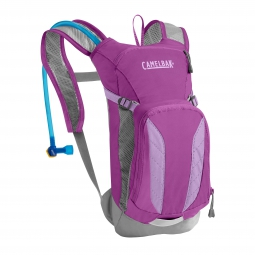 camelbak sac hydratation mini mule 1 5l rose violet
