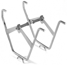 topeak support pour sacoches laterales rx gris