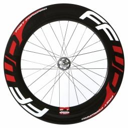 fast forward roue arriere piste f9t carbone boyaux