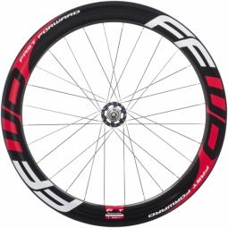 fast forward roue arriere piste f6t carbone boyaux