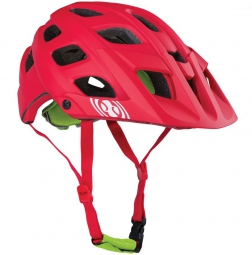 casque ixs trail rs rouge