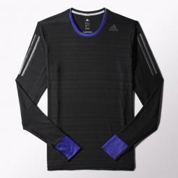 adidas t shirt supernova noir