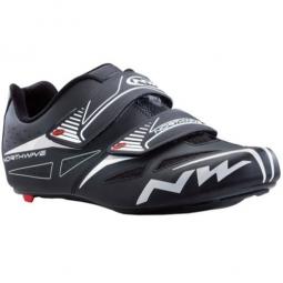 chaussures route northwave jet evo noir