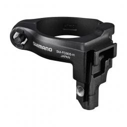 shimano adaptateur collier haut pour derailleur avant xtr m9050 di2