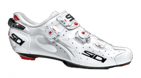 bug chaussures route sidi wire carbon speedplay 2015 blanc verni