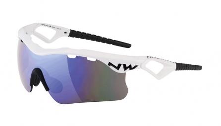 northwave lunettes steel blanc noir