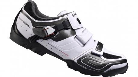 chaussures vtt shimano m089w blanc