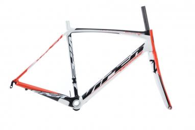 viper kit cadre fourche verbier blanc noir rouge