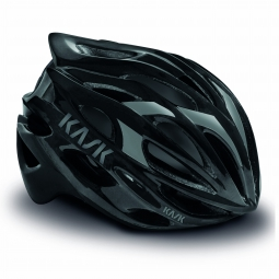 casque kask mojito noir anthracite