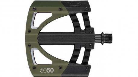 crankbrothers paire de pedales 5050 3 edition limitee camo