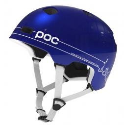 casque bol poc crane pure pro model soderstrom bleu