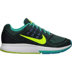 nike air zoom structure 18 vert femme