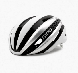 casque giro synthe 2015 blanc argent