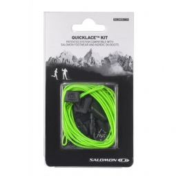 salomon quicklace kit vert