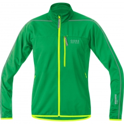 gore bike wear 2015 veste countdown so light fresh green neon yellow