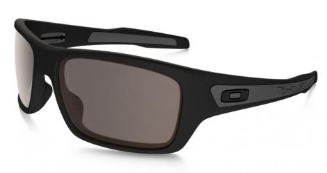 oakley lunettes turbine noir verre gris ref oo9263 01
