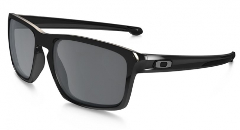 oakley lunettes sliver black black iridium ref oo9262 04