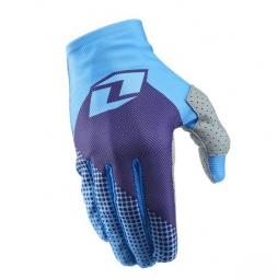 one industries 2015 paire de gants vapor texture bleu