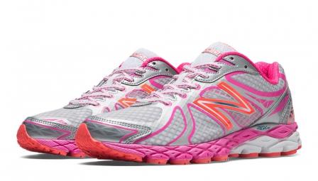 new balance chaussures w 870 v3 b rose femme