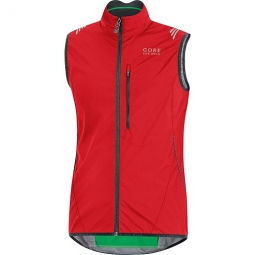 gore bike wear 2015 gilet element windstopper active shell rouge