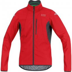 gore bike wear 2015 veste element windstopper active shell rouge noir