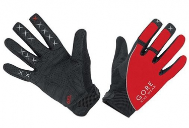 gore bike wear 2015 gants alp x 2 0 noir rouge