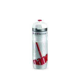 elite bidon nanogelite graphie rouge 500ml