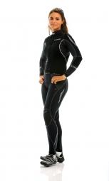 look maillot long femme ultra noir