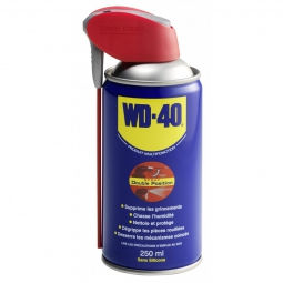 wd 40 spray double position 250 ml