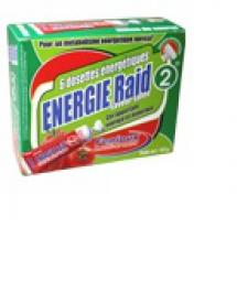 fenioux multi sports pack energie raid 6 gels