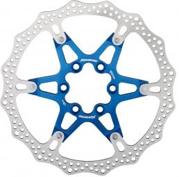 reverse disque de freins 160mm bleu