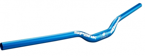 spank cintre spoon 785 bar 31 8 mm bleu