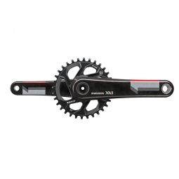 sram pedalier xx1 avec plateau direct mount 32 dents q factor 156 mm gxp non inclus